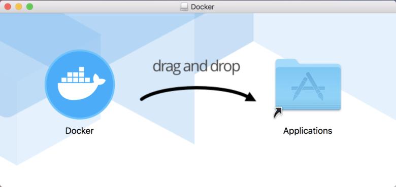 Docker Mac Python